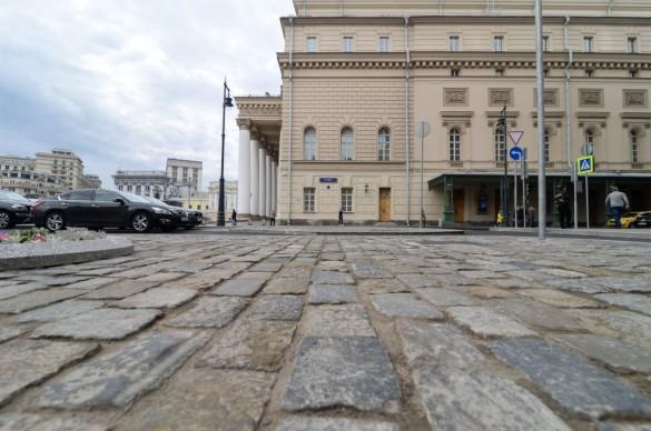Улица Петровка. Фото: twitter.com/MosSobyanin