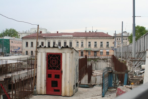 Хохловская площадь. Фото: wikipedia.org