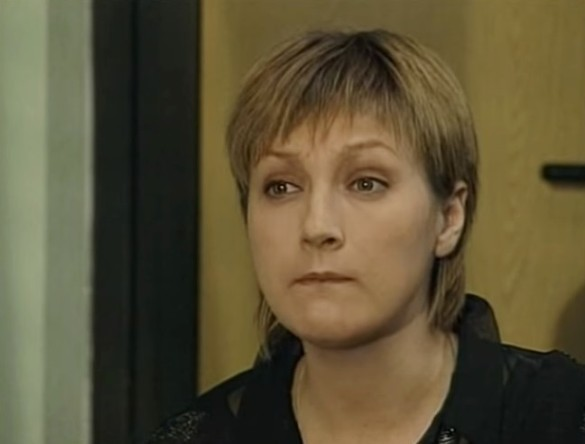 "Ксения Качалина. Кадр из сериала ""Марш Турецкого"""