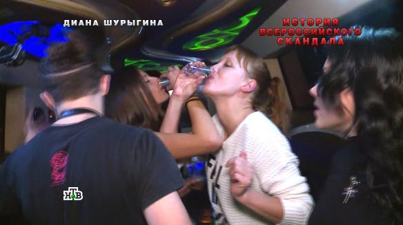 Мама Шурыгиной (справа). Фото: кадр НТВ