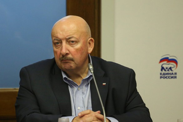 Гаджимет Сафаралиев. Фото: er-duma.ru