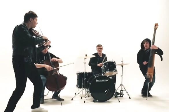 Группа S.Mockingbird. Кадр youtube.com