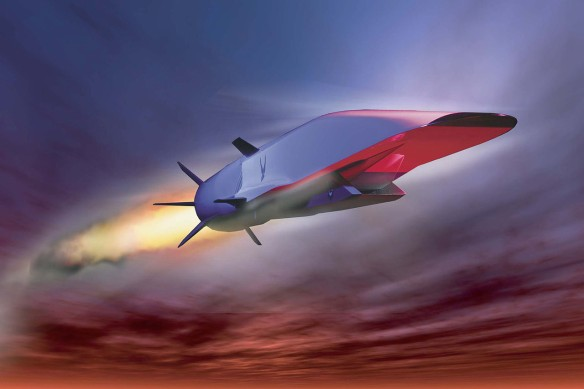Boeing X-51. Фото: wikipedia.org