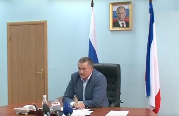 Сергей Аксенов. Кадр youtube.com