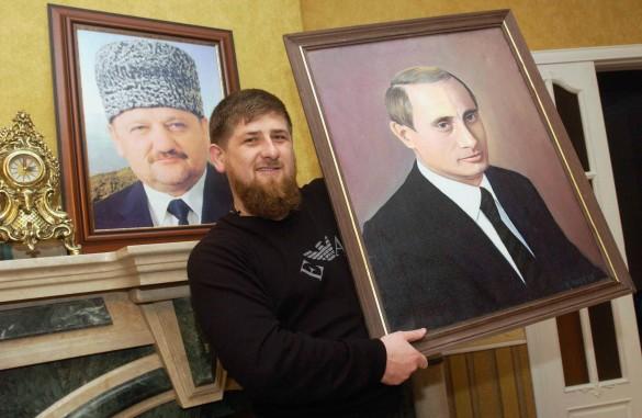 Рамзан Кадыров. Фото: GLOBAL LOOK press/Pravda Komsomolskaya