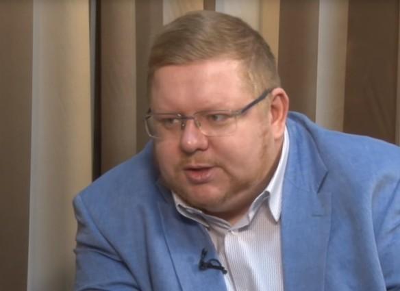 Павел Данилин. Кадр youtube.com