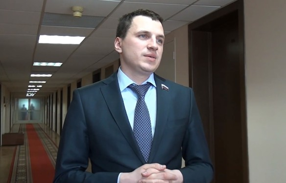 Александр Васильев. Фото: youtube.com