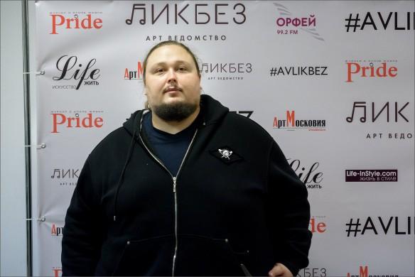 Лука Сафронов. Фото: пресс-служба