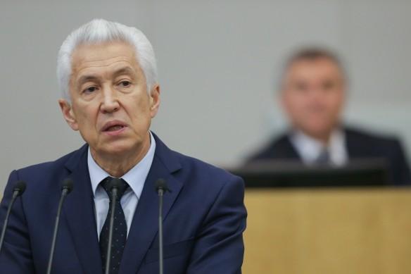 Владимир Васильев. Фото: Aнна Исакова/ТАСС
