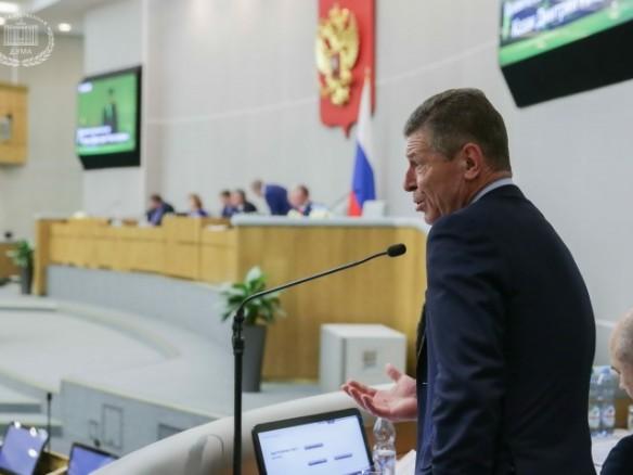 Дмитрий Козак. Фото: duma.gov.ru