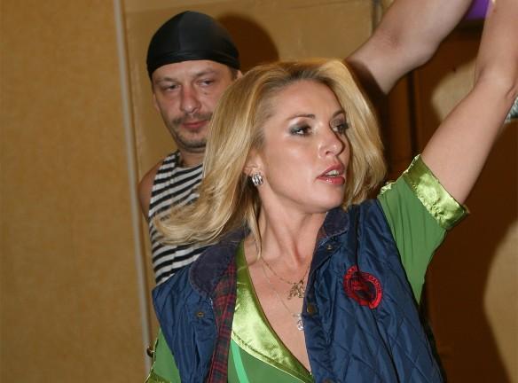 Дмитрий Марьянов и Ирина Лобачева. Фото: GLOBAL LOOK press\Alexander Keltik