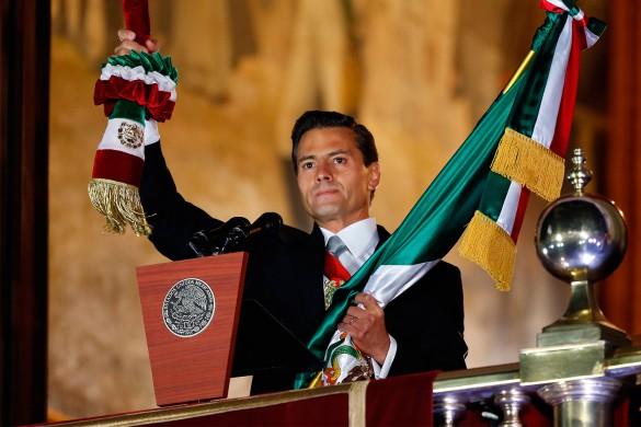 Энрике Пенья Ньето. Фото: GLOBAL LOOK press