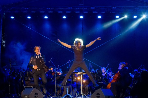 Queen & ABBA Symphony. Фото: kremlinpalace.org