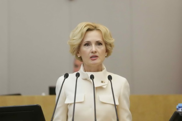 Ирина Яровая. Фото: duma.gov.ru