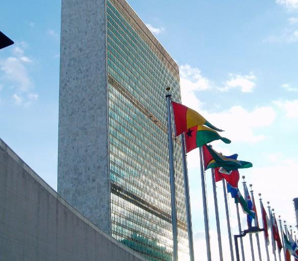 Штаб-квартира ООН, Нью-Йорк. Фото: wikipedia.org