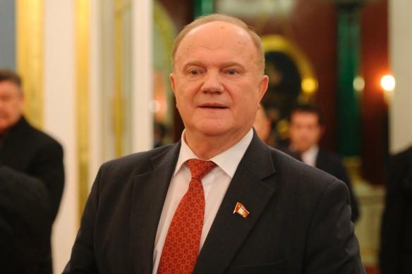 Геннадий Зюганов. Фото: GLOBAL LOOK press/Anton Belitsky