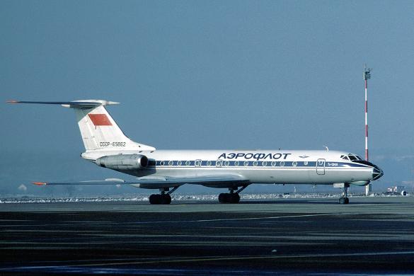 Ту-134. Фото: wikipedia.org