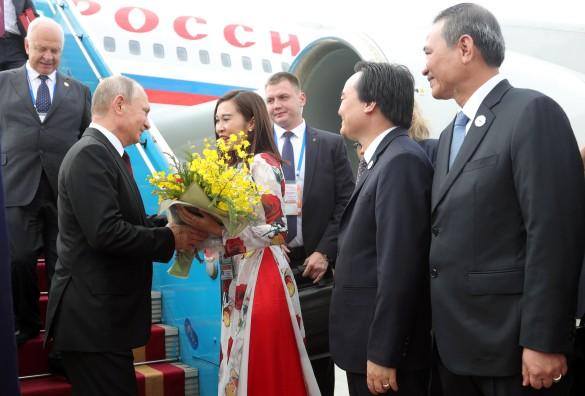 Владимир Путин. Фото: Михаил Климентьев/ТАСС