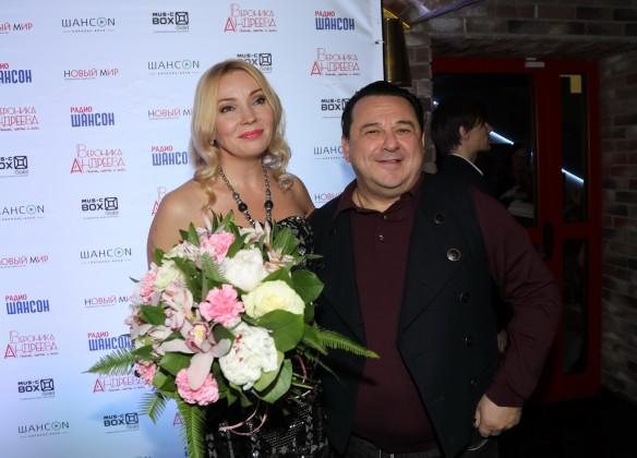 Вероника Андреева и Игорь Саруханов. Фото: Валентин Янковой