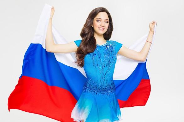 Евгения Медведева. Фото: пресс-служба