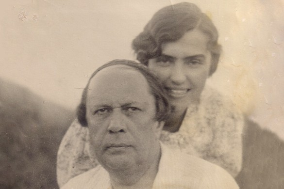 Алексей и Людмила Толстые. Фото: wikipedia.org