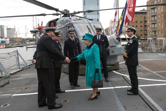 Елизавета II. Фото: GLOBAL LOOK press/Rota