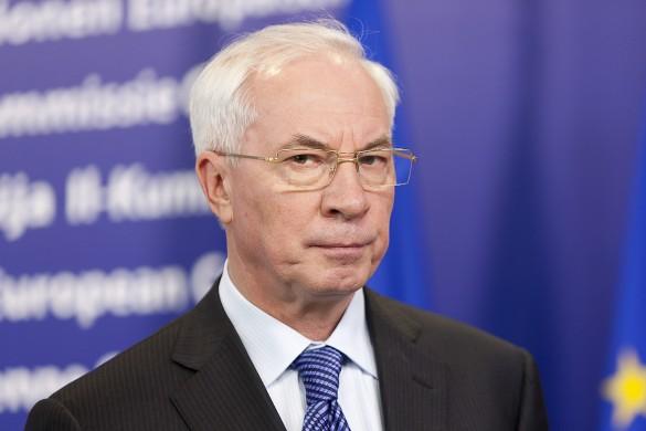 Николай Азаров. Фото: GLOBAL LOOK press/x99
