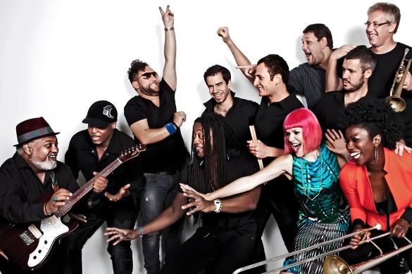 Группа Incognito. Фото: пресс-служба