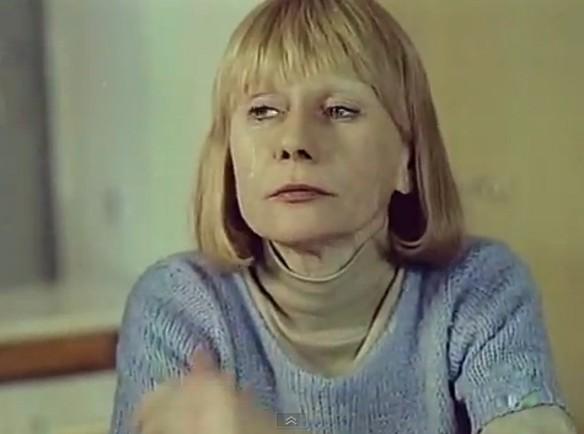 """Елизавета Никищихина. Кадр из фильма """"Испытатели"""""""