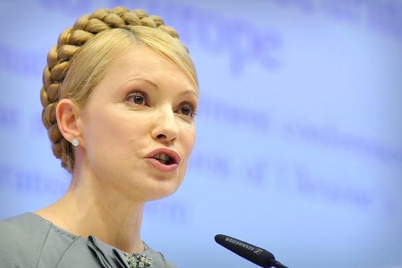 Юлия Тимошенко. Фото: GLOBAL LOOK press