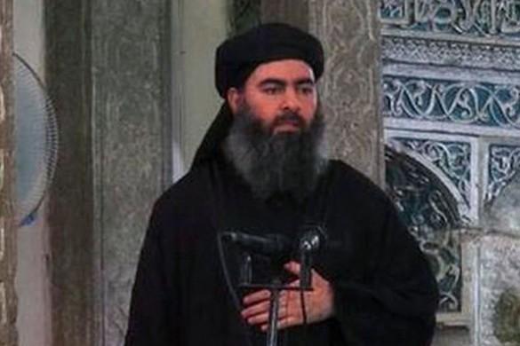 Абу Бакр аль-Багдади. Фото: GLOBAL LOOK press