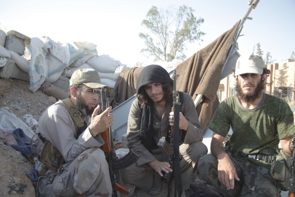 Фото: GLOBAL LOOK press/Medyan Dairieh