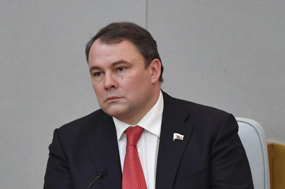 Петр Толстой. Фото: GLOBAL LOOK press/Komsomolskaya Pravda