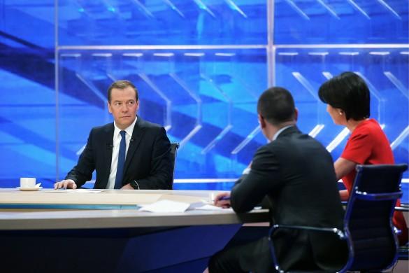 Дмитрий Медведев. Фото: Александр Астафьев/пресс-служба правительства РФ/ТАСС