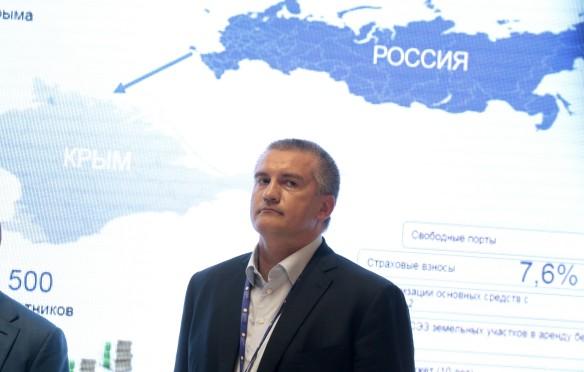 Сергей Аксенов. Фото: GLOBAL LOOK press/Zamir Usmanov