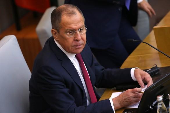 Сергей Лавров. Фото: Антон Новодережкин/ТАСС