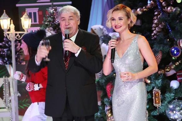Михаил Гуцериев, Полина Гагарина. Фото: пресс-служба