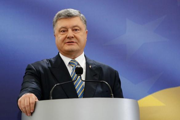 Петр Порошенко. Фото: GLOBAL LOOK press/Sergii Kharchenko