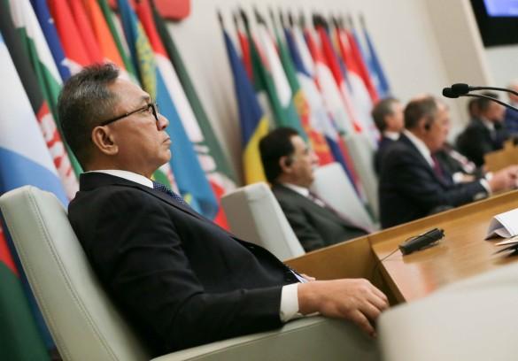 Зулькифли Хасан. Фото: duma.gov.ru