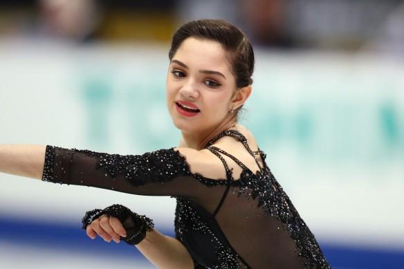 Евгения Медведева. Фото: GLOBAL LOOK press/Naoki Nishimura