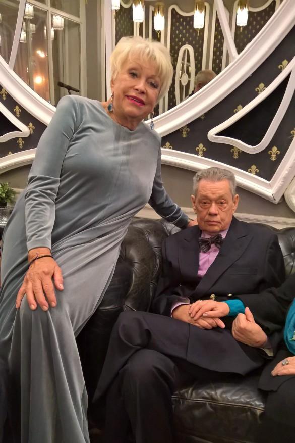 Людмила Поргина и Николай Караченцов. Фото: Dni.Ru/Феликс Грозданов