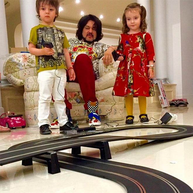 дети киркорова 2015 фото