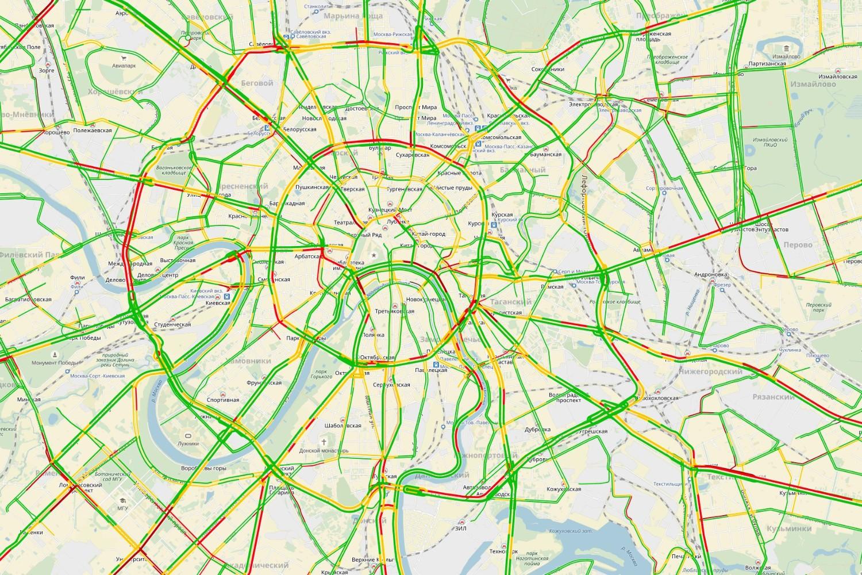 Фото: скриншот Яндекс.Карты