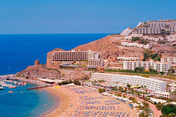 Топ отелей испании