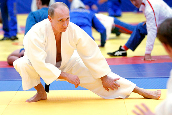 Что такое дзюдо и почему им занимается Путин