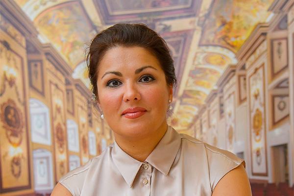 Анна Нетребко. Фото: GLOBAL LOOK press