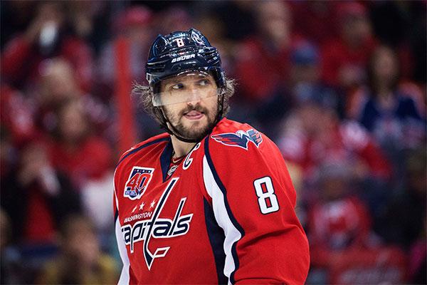 Обидел канадского хоккеиста в нхл
