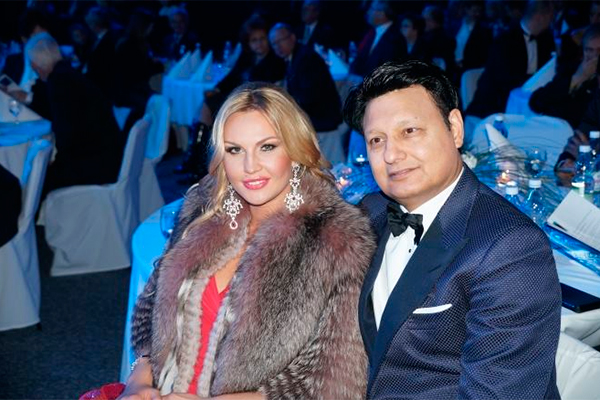 Камалия и Мохаммад Захур. Фото: facebook.com/kamaliya.zahoor