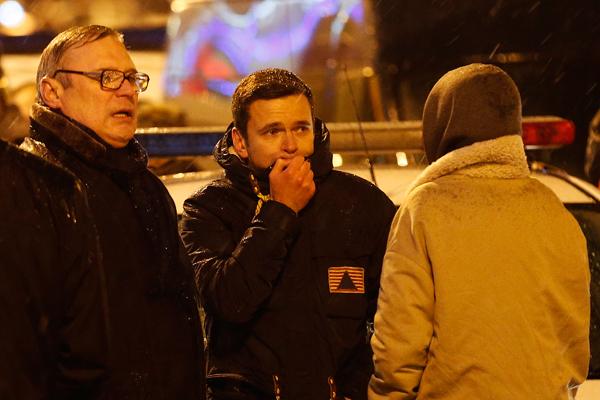 Михаил Касьянов и Илья Яшин. Фото: Михаил Джапаридзе/ТАСС