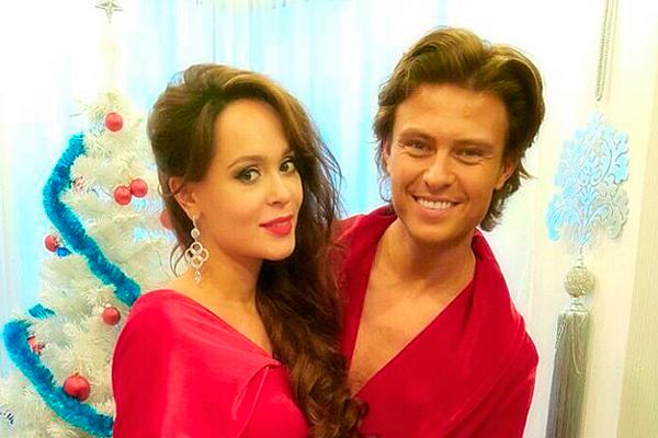 Анна Калашникова и Прохор Шаляпин. Фото: instagram.com/annakalash